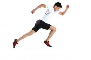 physiothérapie et course